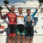 Lea Sophie Friedrich gewinnt 5x Gold bei Bahnrad-DM