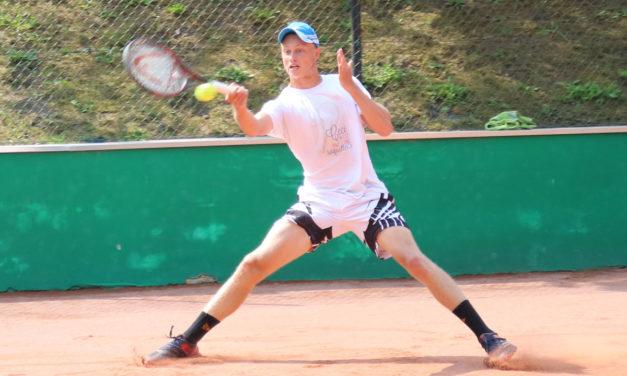 Tim Fischer wird Favoritenrolle gerecht – Rügen International Open