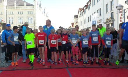 SC Laage rockt den 12. Bützower Citylauf