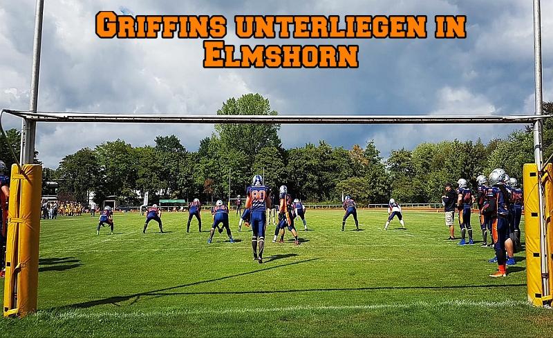 Griffins unterliegen nach starker kämpferischer Leistung