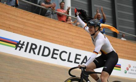 Lea Sophie Friedrich dominiert Juniorenweltmeisterschaft