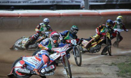 Speedwayfahrer aus 12 Nationen kämpfen in Teterow um den Schildbürgerpokal