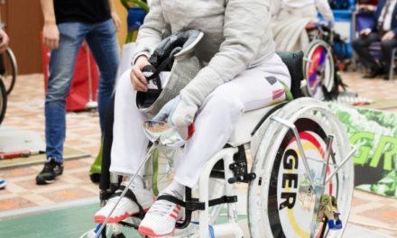 """""""Mein Ziel sind die Paralympics 2020 in Tokyo…"""""""
