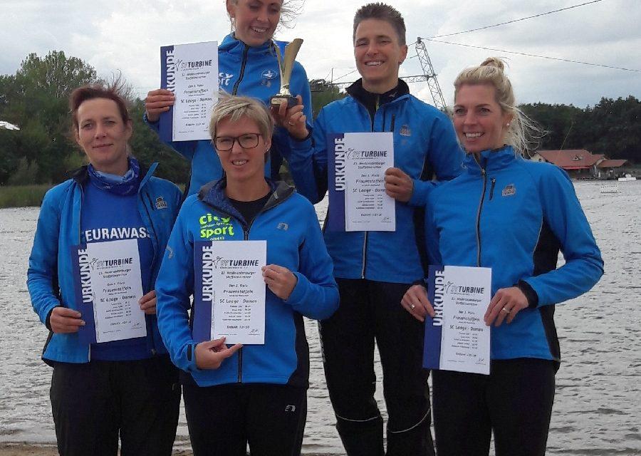 Staffelmarathon in Neubrandenburg