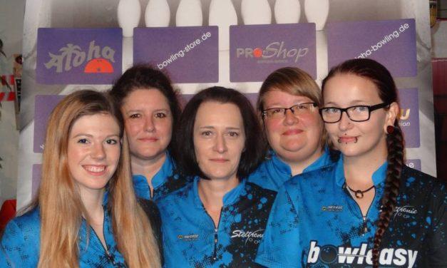 1.BC Rostock Bowling – 2.Bundesliga Nord Damen