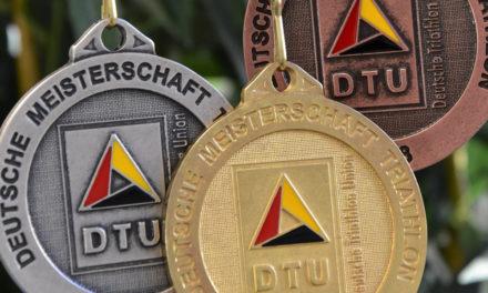 Hamburg, Berlin, Heilbronn: Die DTU Deutschen Meisterschaften 2019
