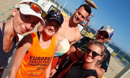 Beach Tennis: Kühlungsborner bringen Bronzemedaille von der EM aus Sardinien mit