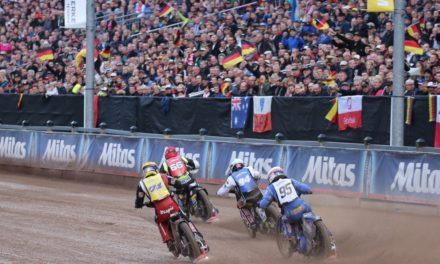 Deutschland-Grand-Prix im Speedway