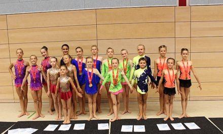 Landesmeisterschaften in der Sportakrobatik