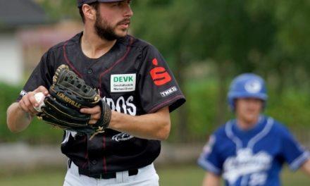 Bucaneros zum Baseball-Halbfinale in Greifswald