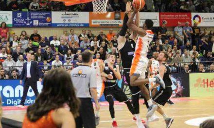Rostock: Premierenstart in der Basketball Pro A Liga verloren