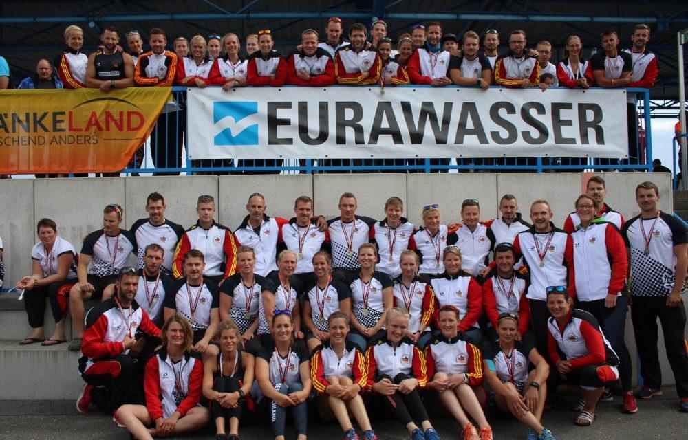 "Lange Saison der Rostocker Drachenbootsportler ""gekrönt"""