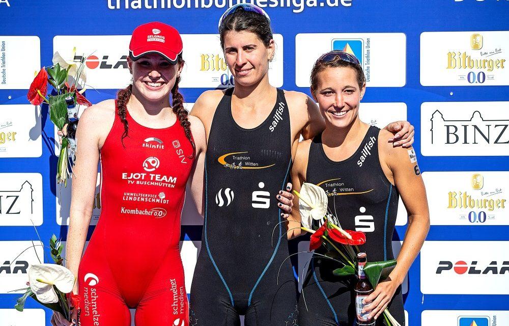 Saisonfinale in Binz: Siebter Streich für EJOT-Damen