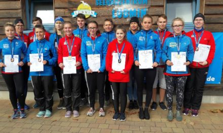 Medaillenregen für Laager Läufer bei Landesmeisterschaften