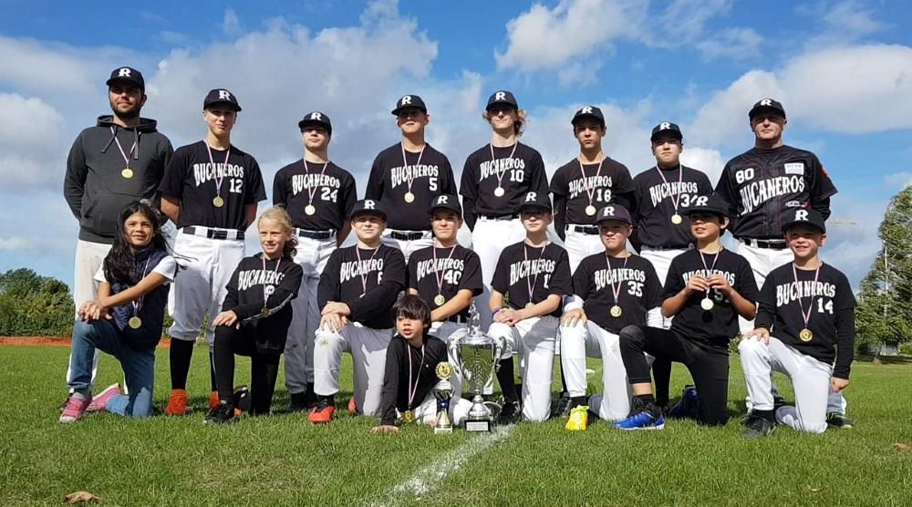 Rostocker Baseball-Jugend holt MVBL-Pokal