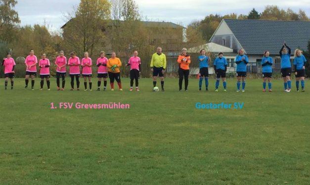 1. FSV Grevesmühlen – Gostdorfer SV