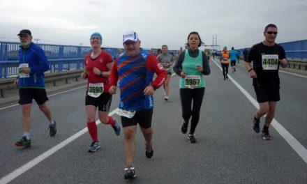 11.Rügenbrückenlauf mit mehr als 4000 Teilnehmern