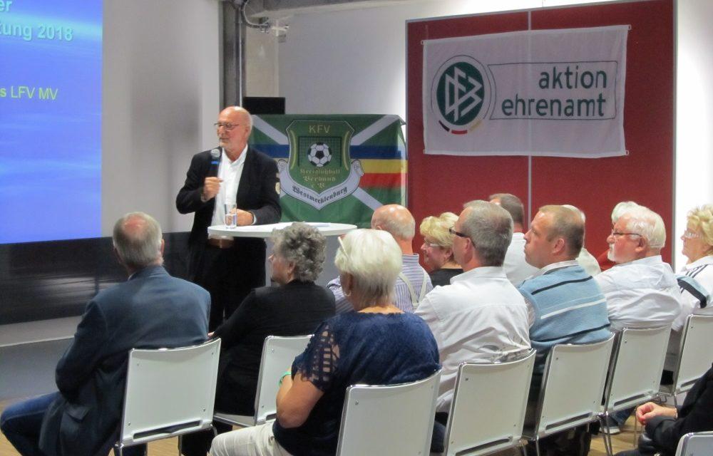 Verdiente Sportfreunde in Boizenburg ausgezeichnet