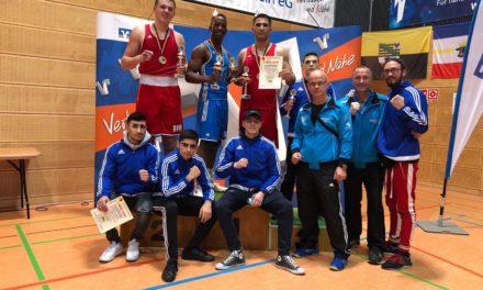 Zwei Titel für Traktor bei der U21 Deutschen Meisterschaft