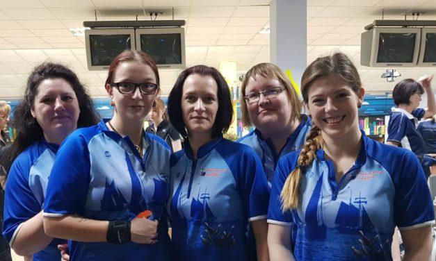 Bowling 2.Bundesliga Damen – Perfekter Spieltag für den 1.BC Rostock