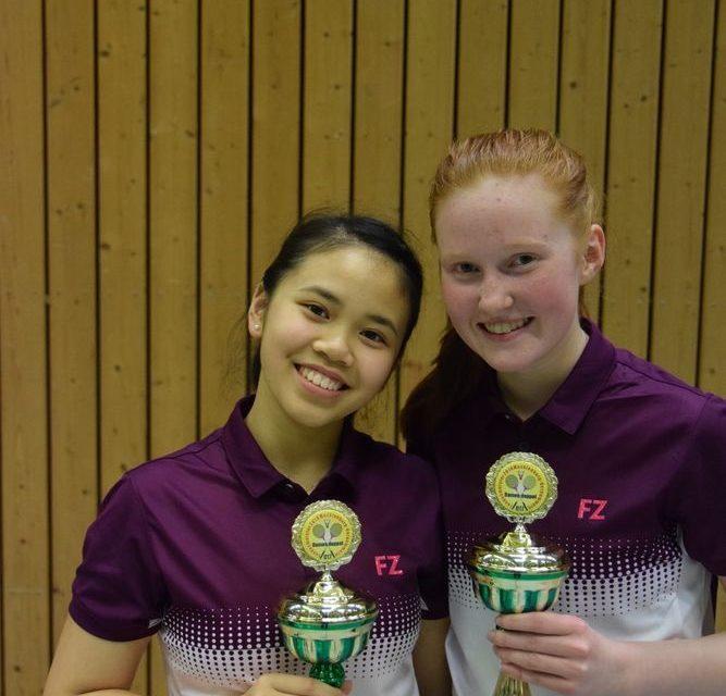 Schweriner Badmintonasse räumen bei Landesmeisterschaft ab