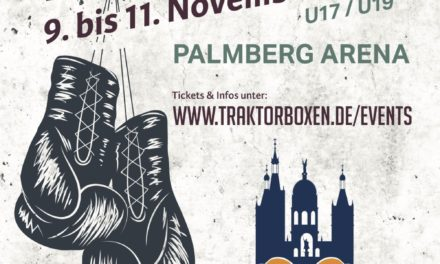 Mega Boxwochenende in Schwerin