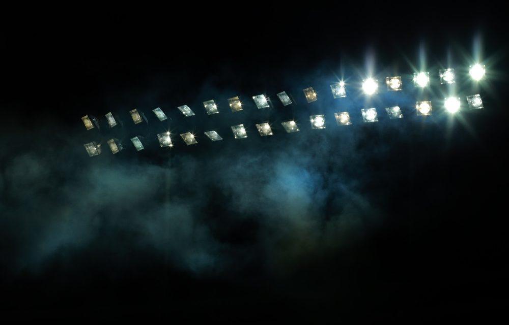 Waldstadion in Grabow erhält Flutlichtanlage