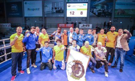 1. Bundesliga: Der Boxclub Traktor zu Gast in Berlin bei der Hertha BSC