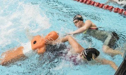 Nationalmannschaft der Rettungsschwimmer gewinnt fünfmal Gold