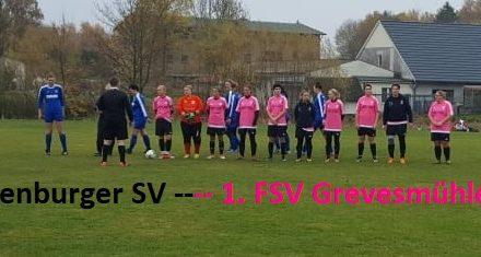 Am 04.11.18 machten sich die Damen vom Wittenburger SV auf den Weg zum Tannenberg.