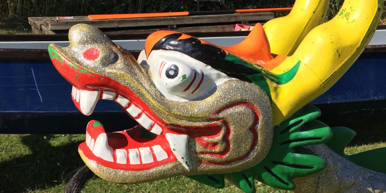 1. Drachenbootfest Ostseebad Binz am 29. Juni 2019