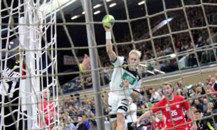 DHB-Länderspiel in Rostock: Deutschland vs. Polen 35:23 (16:13)