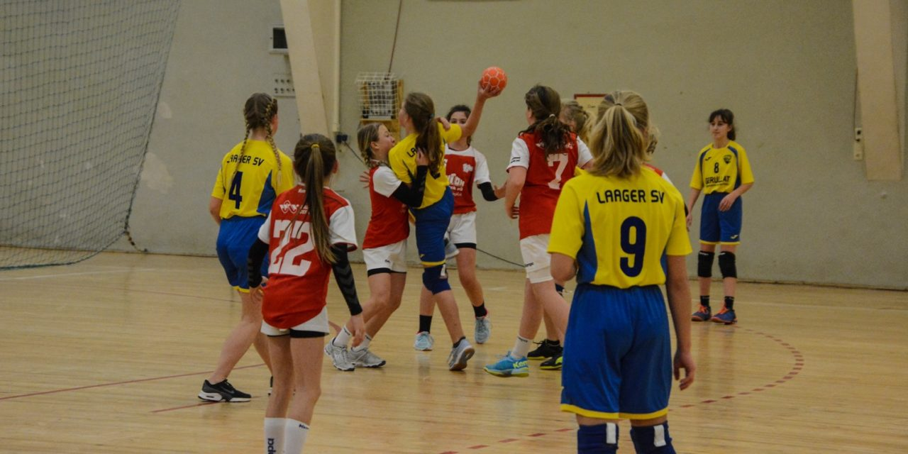 Rostocker Handball Club – Laager SV 03 30:7 (14:3)