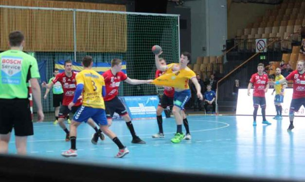 Stiere gewinnen gegen Flensburg-Handewitt II mit 34:32
