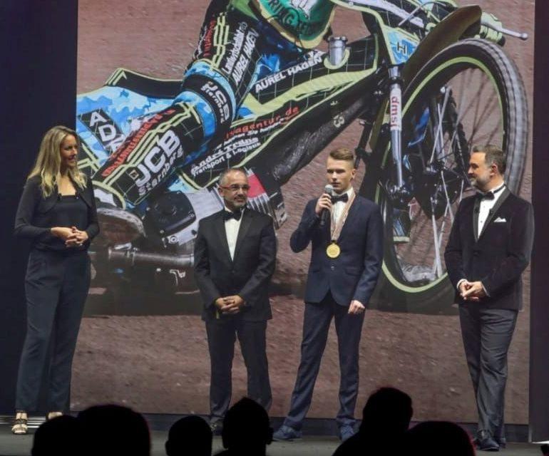 Ben Ernst – die Weltmeisterehrung war ein unvergessliches Erlebnis