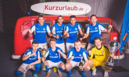 Holstein Kiel gewinnt DKMS Hallenmasters