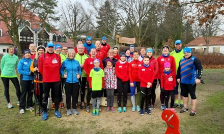 Laager Ausdauersportler unterstützen ein ganz besonderes Projekt