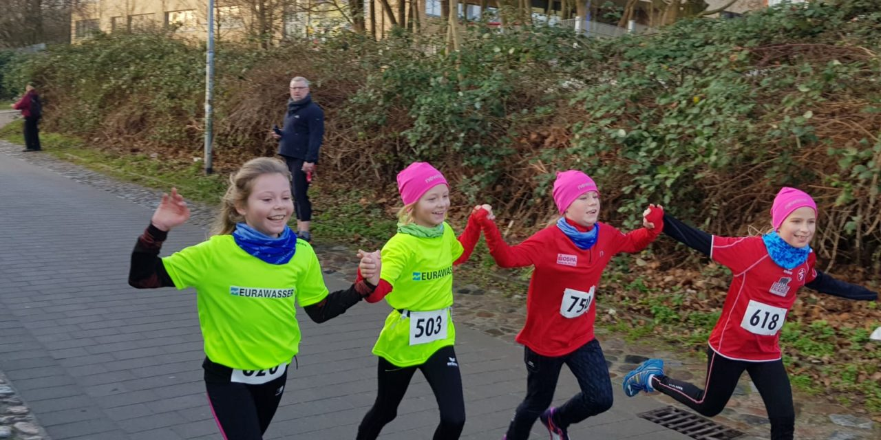 40. Rostocker Silvester – Neujahrs Lauf in Rostock