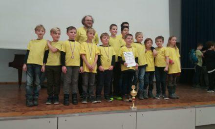 Für die Deutschen Meisterschaften im Schulschach qualifiziert