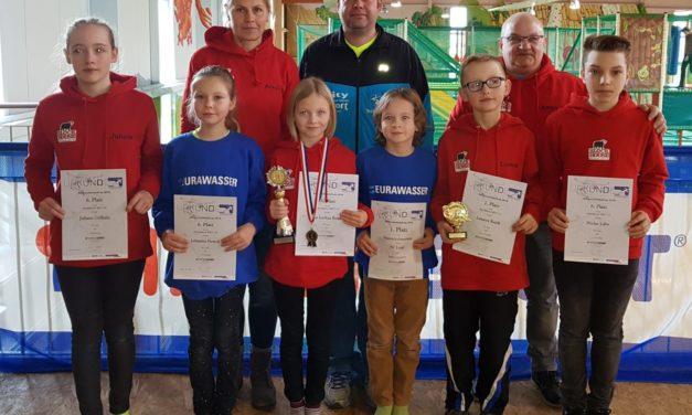 Laager Kinder bestimmen den Nachwuchslaufcup in MV