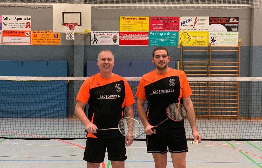 MV spielt Badminton – Im Gespräch mit dem Schwaaner SV