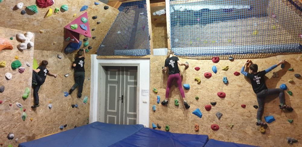MV klettert – Im Gespräch mit der Boulderbude Stralsund