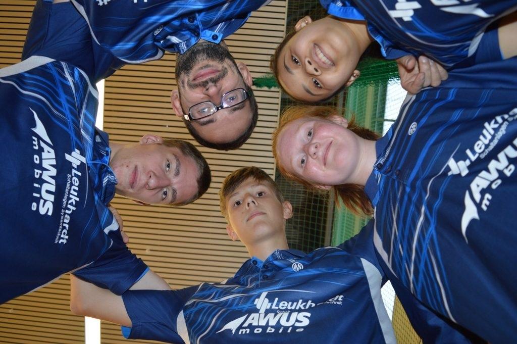 Wurde ihrer Fovoritenrolle in der Landesklasse gerecht: die Zweite Vertretung des Badminton Sport Club 95 Schwerin. (FOTO: © BSC 95)
