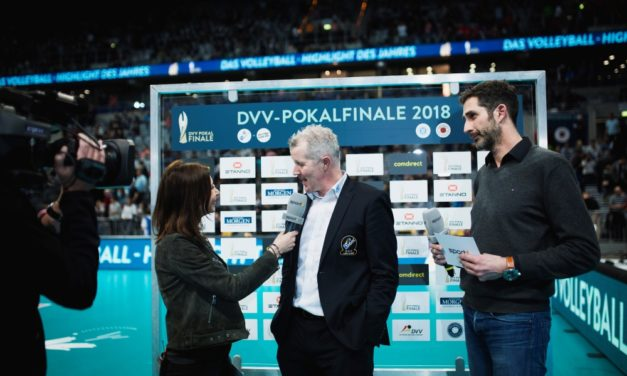 #MissionMannheim: SPORT1 zeigt Endspiele der DVV-Pokalfinals live