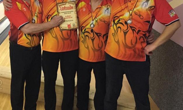Ein erfolgreiches Bowlingwochenende für den BC Schwerin