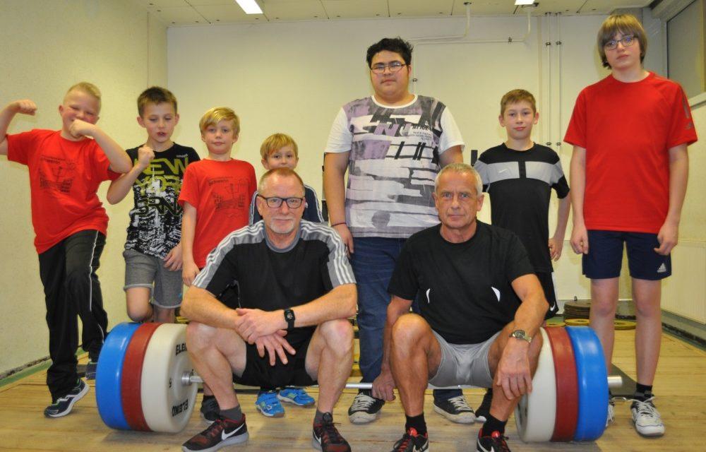 Schwerathletik in Schwerin – Neustart nach fast 30 Jahren