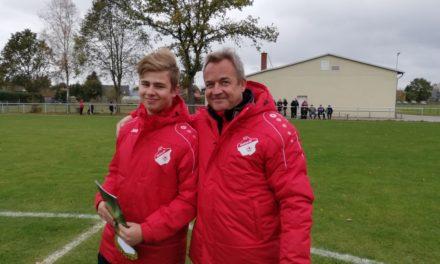 """""""Junger Fußballheld"""" 2018/2019 kommt aus Rastow"""
