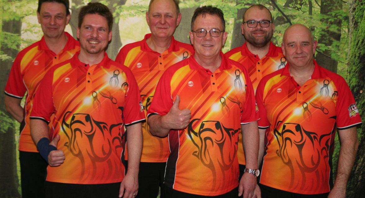 Erfolg in der Landesliga Bowling der Herren