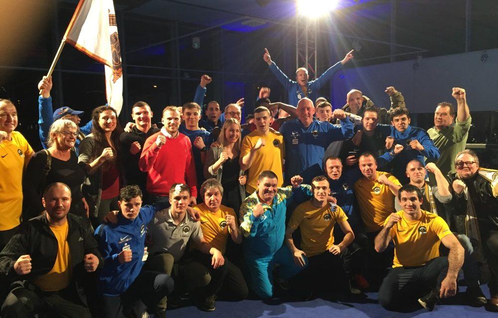 Traktor siegt in Hannover und macht Meisterschaft wieder spannend