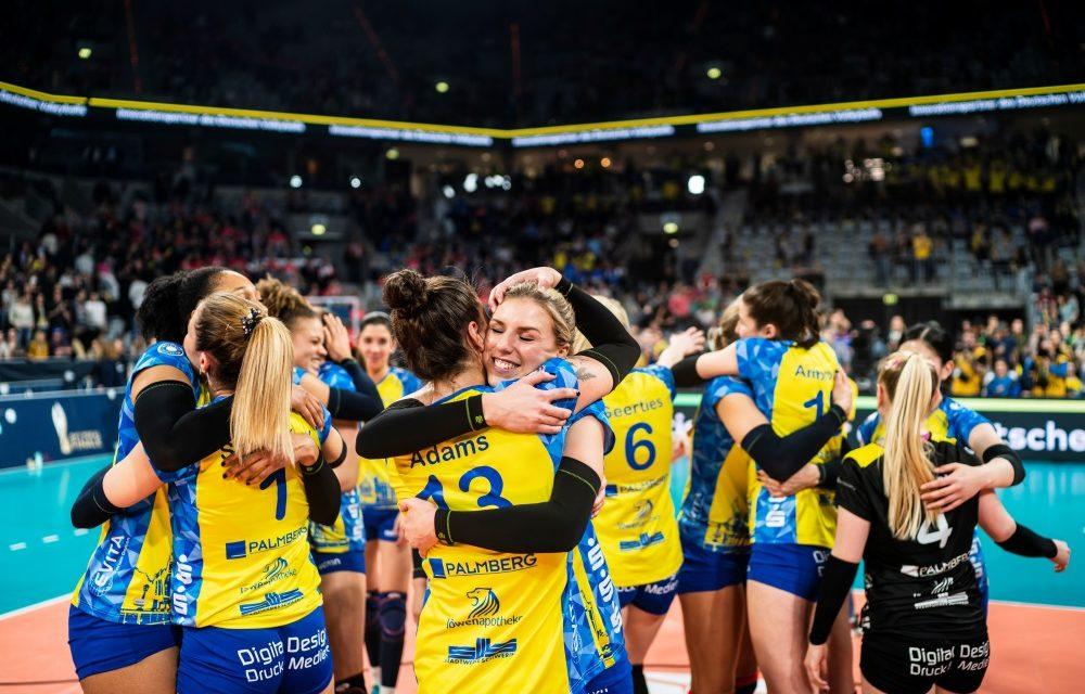 #MissionMannheim: SSC Palmberg Schwerin zurück auf dem Pokal-Thron